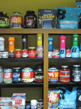 AMCOL Supplement Store